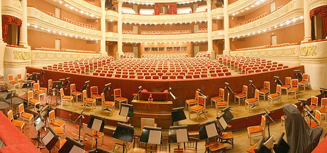 Театр оперы и балета детский - Разнообразные фотографии о балете, сюитах, операх.
